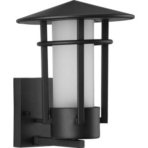 Exton - 1 Light Outdoor Medium Wall Lantern