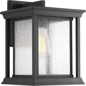 Endicott - Outdoor Light - 1 Light in Modern Craftsman and Modern style - 9 Inches wide by 12.5 Inches high