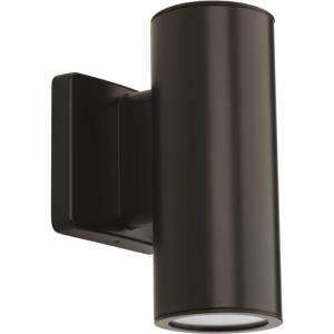 Cylinders - Outdoor Light - 2 Light - in Modern style - 4.5 Inches wide by 8.25 Inches high
