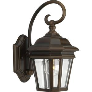 Crawford - Outdoor Light - 1 Light in New Traditional and Transitional style - 6.5 Inches wide by 12.5 Inches high