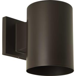 """Cylinder - 8"""" 17W 1 LED Outdoor Wall Bracket"""