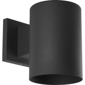 Cylinder - Outdoor Light - 1 Light - in Modern style - 5 Inches wide by 7.5 Inches high