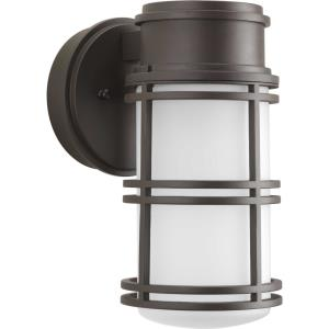 Bell - 10.63 Inch 9W 1 LED Small Outdoor Wall Lantern