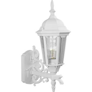 Welbourne - Outdoor Light - 1 Light in Traditional style - 6.5 Inches wide by 16.63 Inches high