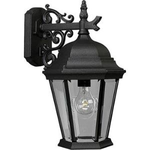 Welbourne - Outdoor Light - 1 Light in Traditional style - 9.38 Inches wide by 16 Inches high