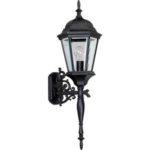 Welbourne - Outdoor Light - 1 Light in Traditional style - 9.38 Inches wide by 30.75 Inches high