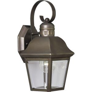 Andover - Outdoor Light - 1 Light in Coastal style - 5.5 Inches wide by 12.5 Inches high