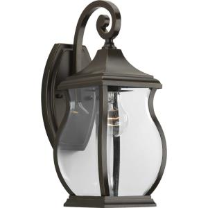 Township - Outdoor Light - 1 Light in New Traditional and Transitional style - 5.5 Inches wide by 14.75 Inches high