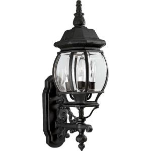 Onion - three light wall Lantern