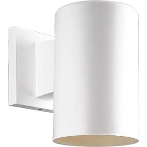 Cylinder - Outdoor Light - 1 Light - in Modern style - 5 Inches wide by 7.25 Inches high