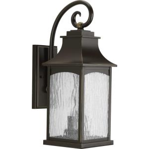 Maison - Outdoor Light - 2 Light in Farmhouse style - 7.25 Inches wide by 20 Inches high