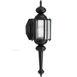 BrassGUARD Lantern - 18.75 Inch Height - Outdoor Light - 1 Light - Line Voltage - Wet Rated