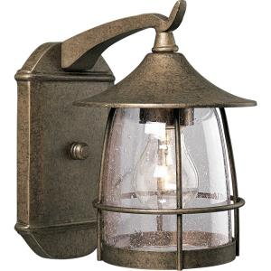 Prairie - Outdoor Light - 1 Light in Coastal style - 6.38 Inches wide by 9.13 Inches high