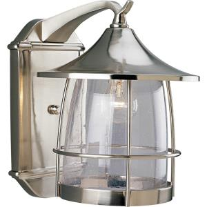 Prairie - Outdoor Light - 1 Light in Coastal style - 10 Inches wide by 13.5 Inches high