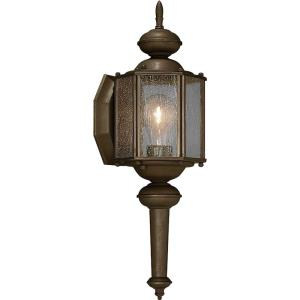 Roman Coach - 13.5 Inch Height - Outdoor Light - 1 Light - Line Voltage - Wet Rated