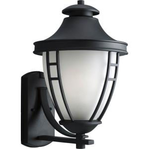 Fairview - Outdoor Light - 1 Light in Modern style - 10.5 Inches wide by 17 Inches high