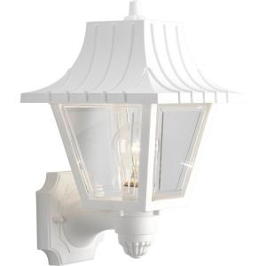 Mansard - Outdoor Light - 1 Light in Traditional style - 8 Inches wide by 13 Inches high