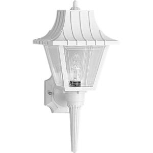 Mansard - Outdoor Light - 1 Light in Traditional style - 8 Inches wide by 17 Inches high