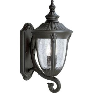Meridian - Outdoor Light - 2 Light - Urn Shade in New Traditional style - 9 Inches wide by 19.75 Inches high