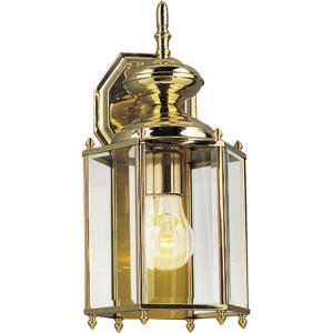 "14.25"" One Light Outdoor Wall Lantern"
