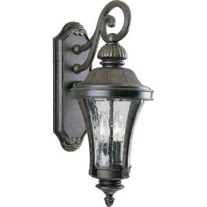 Nottington - Outdoor Light - 2 Light in New Traditional style - 8 Inches wide by 19.63 Inches high