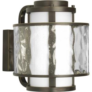 Bay Court - One Light Outdoor Wall Lantern