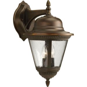 Westport - Outdoor Light - 2 Light in Transitional and Traditional style - 11 Inches wide by 19.25 Inches high
