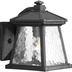 Mac - Outdoor Light - 1 Light in Modern Craftsman and Rustic and Transitional style - 6 Inches wide by 8.5 Inches high