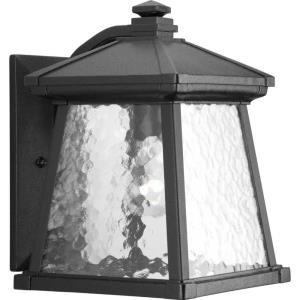 Mac - Outdoor Light - 1 Light in Modern Craftsman and Rustic and Transitional style - 8.5 Inches wide by 12 Inches high