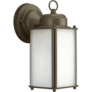 Roman Coach - 1 Light Outdoor Wall Lantern in Traditional style - 4.63 Inches wide by 10 Inches high
