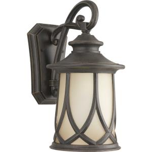 Resort - Outdoor Light - 1 Light in Modern Craftsman and Rustic and Transitional style - 8.5 Inches wide by 15.88 Inches high