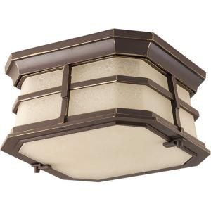"Derby - 10"" 17W 1 LED Flush Mount"