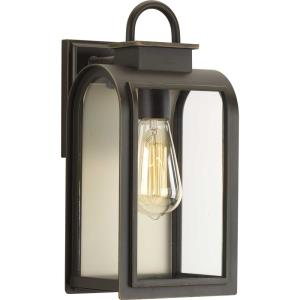 Refuge - Outdoor Light - 1 Light in Coastal style - 6.5 Inches wide by 13.25 Inches high