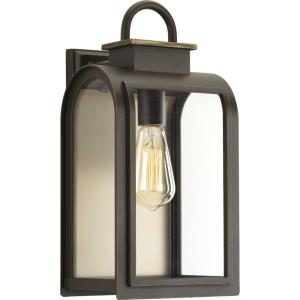 Refuge - Outdoor Light - 1 Light in Coastal style - 8 Inches wide by 16 Inches high