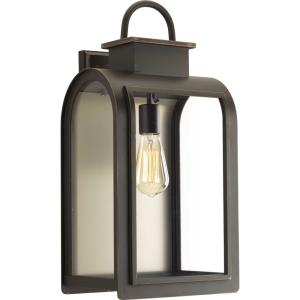 Refuge - Outdoor Light - 1 Light in Coastal style - 10.5 Inches wide by 21 Inches high