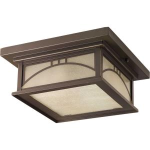 Residence - Two Light Flush Mount