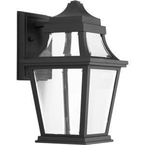 Endorse LED - Outdoor Light - 1 Light - Beveled Shade in New Traditional and Transitional style - 6.75 Inches wide by 12 Inches high