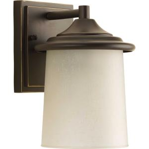 Essential - Outdoor Light - 1 Light in Modern Craftsman and Transitional style - 5.88 Inches wide by 8.69 Inches high