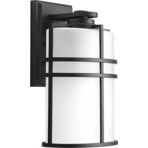 Format - Outdoor Light - 1 Light in Modern Craftsman and Modern style - 7.38 Inches wide by 11.63 Inches high