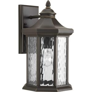 Edition - Outdoor Light - 1 Light in Transitional and Traditional style - 9 Inches wide by 15.88 Inches high