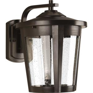 East Haven LED - Outdoor Light - 1 Light in Transitional style - 9.5 Inches wide by 12 Inches high