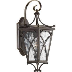 Cadence - Outdoor Light - 1 Light in Luxe and New Traditional and Transitional style - 6 Inches wide by 16.25 Inches high