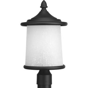 Essential - Three Light Outdoor Post Lantern