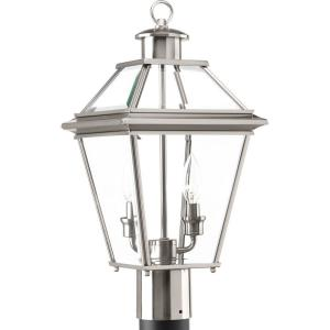 Burlington - Two Light Outdoor Post Lantern