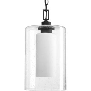 Compel - Outdoor Light - 1 Light in Modern style - 7.88 Inches wide by 15.38 Inches high
