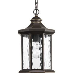 Edition - One Light Outdoor Hanging Lantern