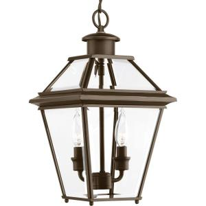 Burlington - Two Light Outdoor Hanging Lantern