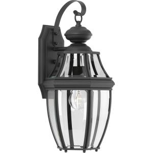 New Haven - 1 Light Medium Outdoor Wall Lantern