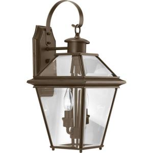 Burlington - 2 Light Medium Outdoor Wall Lantern