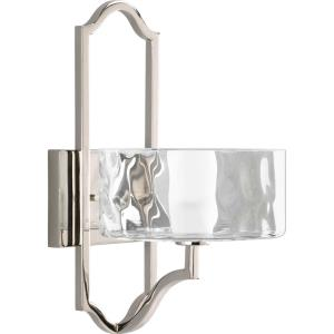 Caress - One Light Wall Sconce